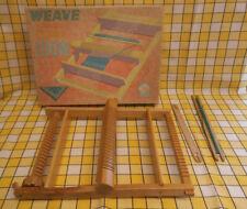 VINTAGE Childs telaio per CODEG-ricambi o riparazione-NELLA SCATOLA ORIGINALE-c.1960s