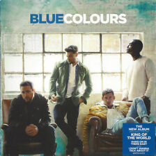 Blue - Colours (2015)  CD  NEW  SPEEDYPOST