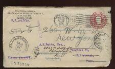 US Western Advertising Stationery Cover (Produce & Creamery) 1920 Ogden, Utah