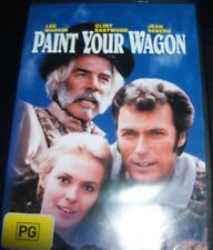Paint Your Wagon (Clint Eastwood Lee Marvin) (Australia Region 4) DVD – New