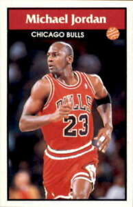 1992-93 Panini Stickers #128 MICHAEL JORDAN  Chicago Bulls