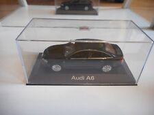 Minichamps Audi A6 in Black on 1:43 in Box
