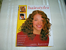 Hairstyles : Braiding and Haircare by Jacki Wadeson Illustrated Trade Paperback