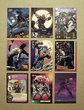 Blade, Marvel card lot