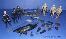 WAH TUNG TOY SOLDIERS 2010 * 6 Soldiers & Accessories * Seals / Soldiers *