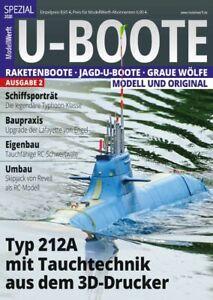 ModellWerft U-Boote 2