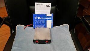 Midland 747 Linear Amplifier HF, SSB,  AM, CW and FM