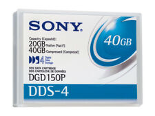 X10 Sony Premium Dgd150p Dds-4 Dds4 Data Cartridge Usm343