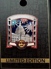 Hard Rock CAFE WASHINGTON DC CAPITOL STAINED GLASS PIN 2018 LE150