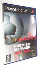 Premier Manager 2005 2006 - PS2 - Playstation 2