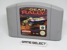 TOP GEAR RALLY NINTENDO 64 N64 BIT PAL EU EUR CARTUCCIA ORIGINALE