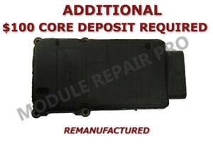 REMAN 2003 2004 2005 Ford E-250 E-350 ABS Pump Control Module 12-10263 >EXCHANGE