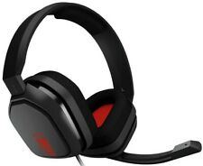Astro Gaming A10 Headset - Red Multi-Format New