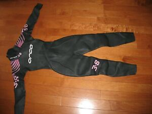 Orca 3.8 Womens Wetsuit - New - Size Small
