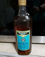 NEW Starbucks LIQUID CANE SUGAR Syrup 1 Liter 33.8 fl oz Bottle - NO PUMP