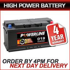 019 Powerline Heavy Duty Car Van Battery fits BMW Chrysler Citr Fiat Ford Iveco