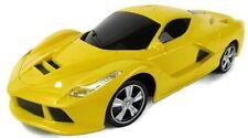 Coches y motos de radiocontrol color principal amarillo juguete