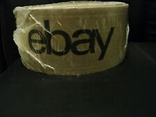 New Listingebay Branded Water Tape 1 Roll Brown With Black Logo 275 X 166 Yards Free Ship
