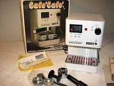 Vintage IPE Cafe Cafe Bialetti Espresso Coffee Capucino Maker New Old Stock
