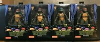 NECA TMNT Teenage Mutant Ninja Turtles Movie Figures Set KO Knock-off *READ*