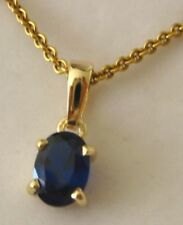 Sapphire Lab-Created/Cultured Sapphire Fine Jewellery