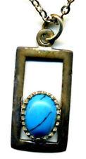 Turquoise Beauty Natural Fine Necklaces & Pendants