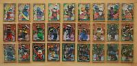 Lego Ninjago Serie 4 Serie 5 Trading Cards limitierte LE1-LE25 / LE 27 aussuchen