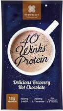 40 Winks Protein Hot Chocolate | Healthspan Elite | 25 Sachets | Informed Sport