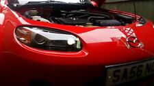 MAZDA MX5 led side/parking, and number plate white light upgrade,