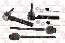 For Chevrolet Malibu 1997-2003 Front Left Right Inner Outer Tie Rod Ends New