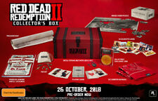Red Dead Redemption 2 Collector's Box & Ultimate Edition PRE-ORDER PS4