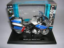 Maisto BMW R 1200 RT - P R1200RT-P Polizei Police, 1:18 Motorrad Motorbike