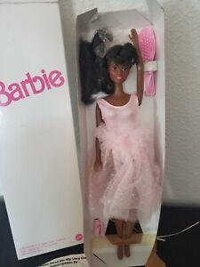 1991 Vintage African American Barbie Doll - Mattel item #1534 - Mint in Box