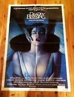 Deadly Blessing - 1981 - Sharon Stone - Original Australian One Sheet Poster