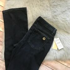 Michael Kors Stellar Wash Curvy BootCut Jeans 2 NEW NWT Boot Cut
