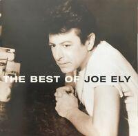JOE ELY THE BEST OF CD MCA NASHVILLE USA 2000 CLUB PRESSING NR MINT