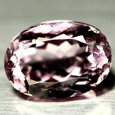 13.49 Carats Natural PURPLE change to PINK AMETHYST for Jewelry Setting Oval