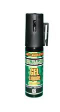Spray Bombe lacrymogène Bombe Anti agression Bombe Defense Gel 25 ML