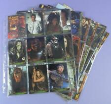 Planet of The Apes Complete 90 Card Set By Topps 2001