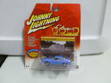 Johnny Lightning Classic Gold Collection 1974 AMC Hornet Blue (1)