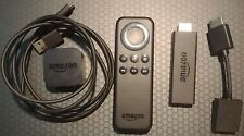 Amazon Fire TV Stick (1st Generation) Media Streamer - Black - W87CUN