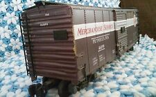 Vintage Merchandise Service Boxcar Miniature Train car