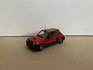 Renault 5 Turbo  1/43