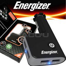 Energizer 50530 12V 24V Voiture fourgon Quad 4 Adaptateur USB Chargement Rapide