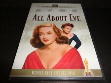 All About Eve-Anne Baxter steals Bette Davis' Broadway role, boyfriend next-Dvd