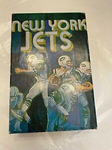 Vintage NEW YORK JETS 1971 Springbok 115 Piece 7x10.5 Jigsaw Puzzle NFL