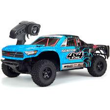 Arrma 1/10th Senton Mega Short Course Truck RTR with Blue/Black Body ARA102678
