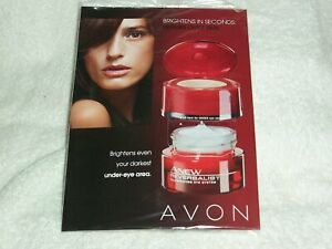 Avon reversalist eye cream SAMPLE
