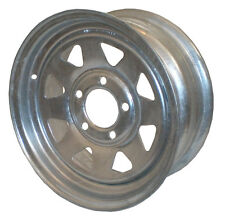 "14"" Sunraysia Wheel Rim Galvanised Ford Stud Pattern Trailer Caravan Boat New"