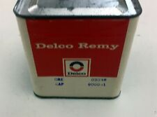 1956-74 DISTRIBUTOR CAP NEW GM NOS DELCO REMY SEALED BOX D309R 800061